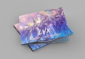 Vinyl LVX Interstellar EP