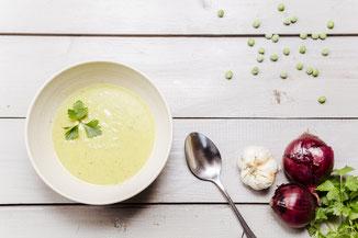 Autophagiefasten: Suppe