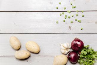 Intervallfasten: Gemüse