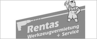 Partnerunternehmen Rentas - Werkzeugvermietung