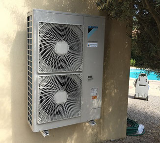 Pompe à chaleur à Cassis