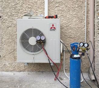 installateur de climatisation reversible a saint savournin