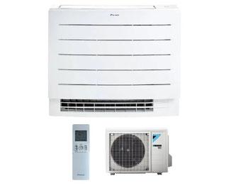 climatiseur console Daikin Perfera