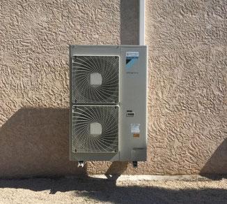 Pompe à chaleur à Trets
