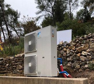 Pompe a chaleur Aix en Provence