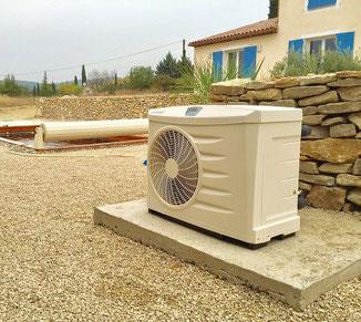Pompe à chaleur piscine Aix en Provence