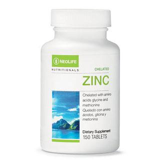 zinc quelado -  zinc quelado neolife