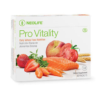 pro vitality plus neolife