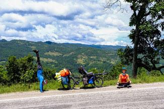 Cyclotourisme Mexique - Lien vers la galerie photos