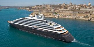 Scenic Eclipse Luxus Kreuzfahrt Reedereien