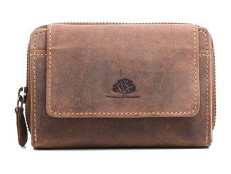 8be7f4f460605 Durch den Gebrauch erhält jedes Portemonnaie mit der Zeit eine individuelle  Patina welche den Antik-Leder Look verstärkt. Eine erstklassige  Verarbeitung ...