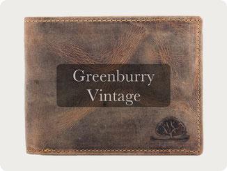 Greenburry Portemonnaies