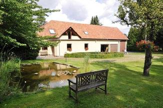 14979 Großbeeren, Einfamilien-/Zweifamilien-Bauernhaus auf einem großen Grundstück mit angrenzendem Wald bei Teltow zur vielfältigen Nutzung