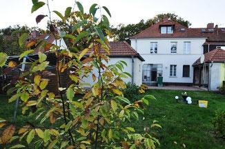 14772 Brandenburg an der Havel, Reiheneckhaus mit Ausbaureserven, zwei Wohneinheiten, Einfamilienhaus