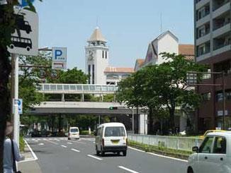横浜市・マイカル本牧とサティ
