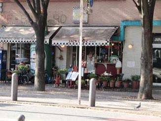 横浜市・海岸通りのJACK CAFE(ジャックカフェ)