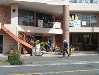 神奈川県茅ヶ崎市・鉄砲道のビーチパーク(BEACH PARK)