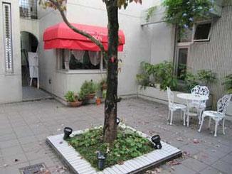 鎌倉・リトルガーデンのフレンチカフェ セゾン