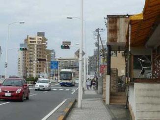 藤沢市・片瀬江ノ島のマンション群