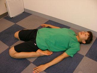 新潟 産後 骨盤矯正 新潟整体 整骨工房 子連れ 骨盤トレーニング4