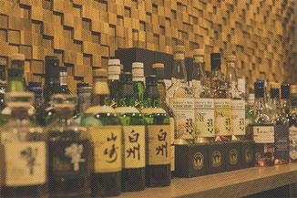 各種ウィスキー