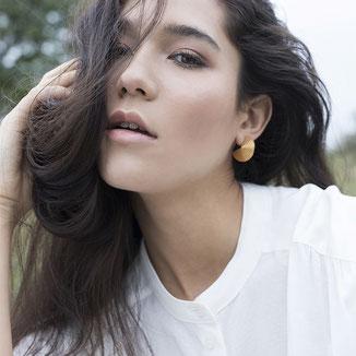 Maya Ohrringe aus der Sun-Kollektion