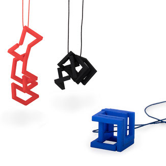 3CUBES PENDANT COLOUR