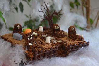 brownies cookies chocolat halloween