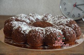 fondant chocolat courgette gluten free