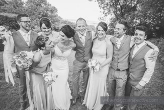 Sam & Simon's Beaconside House Wedding