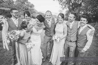 Sam & Simon's Beaconside House Wedding