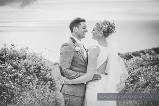 Amanda & Nathan's Ocean Kave Wedding