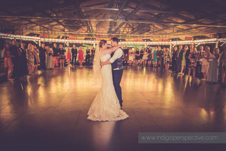 bride groom first dance dodgems