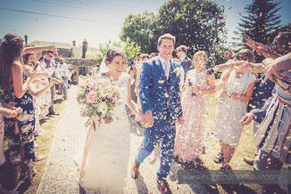 Sinead & Mark's Launcells Barton Wedding