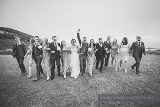 Emma & Sam's Wedding | Ocean Kave