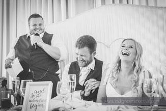 Lauren & Chris Woodlands Castle Wedding