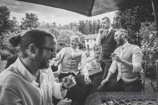 Julia & Ben's Fox & Hounds Wedding