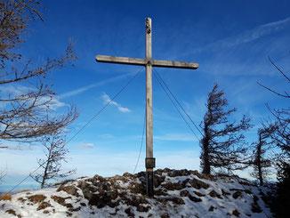 Schoberstein Gipfel nach Koglerstein und Schobersteinhaus