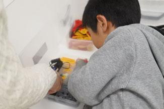 スタディPCネット大分高城校ロボットプログラミング教室写真1