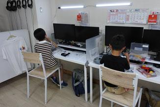 木曜日のヒューマンアカデミーロボット教室写真3