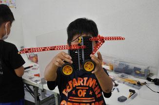 ヒューマンアカデミーロボット教室画像3