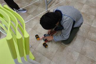 スタディPCネット大分高城校ロボットプログラミング教室写真3