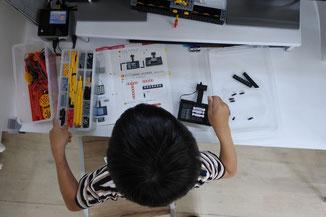 木曜日のヒューマンアカデミーロボット教室写真1