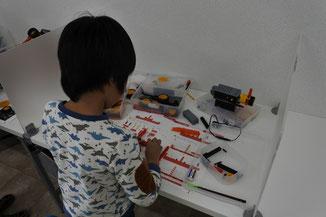 スタディPCネット大分高城校ロボットプログラミング教室写真2