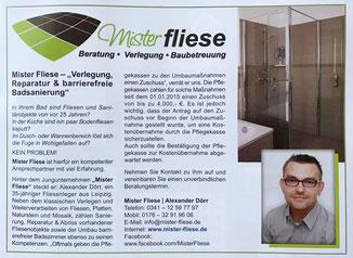 """Magazin """"Lebenswert"""" 08/2016"""