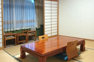 袋田の滝 悠久の宿 滝美館 客室