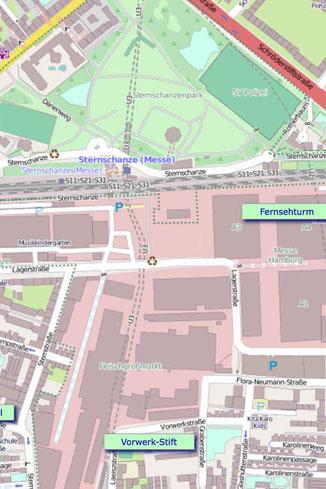 42 Minuten Hamburg, Ringlinie, U3, Hochbahn, Bent Angelo Jensen, Herr von Eden, Feldstraße, Karoviertel,