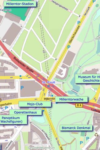 42 Minuten Hamburg, Ringlinie, U3, Hochbahn, Chris Kochtüte, Hoheluftbrücke
