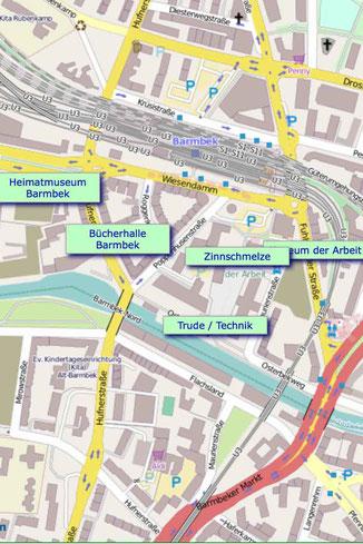 42 Minuten Hamburg, Ringlinie, U3, Hochbahn, Hassan Khiabani, Susanne Khiabani, Mundsburg, Teppichwäscher,
