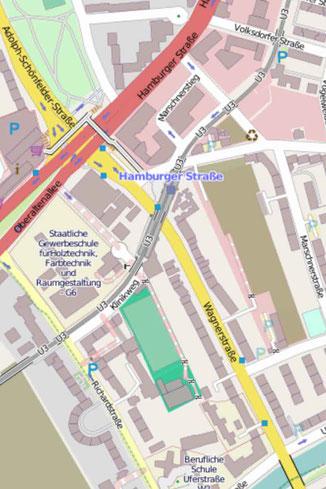 42 Minuten Hamburg, Ringlinie, U3, Hochbahn, Thorsten Schröder, Mönckebergstraße, Tagesschau, ARD, Das Erste, Spitalerstraße,